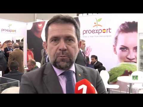 Murcia, líder en Fruit Logística