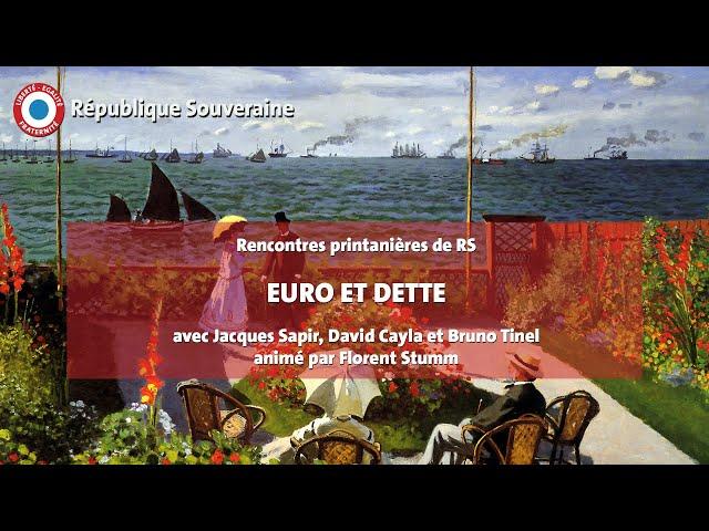 Euro et dette - RPRS #04