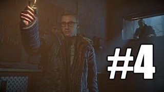 Until Dawn Gameplay Playthrough #4 - Breaking and Entering (PS4)