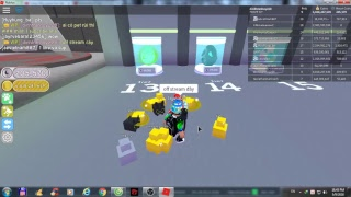 Roblox - Give Pet Gold - pet simulator