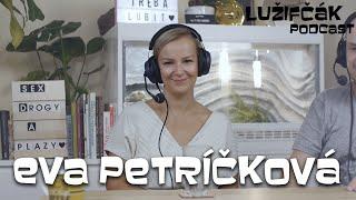 Lužifčák #22 Eva Petríčková