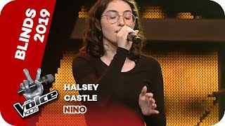 Halsey - Castle (Nino) | Blind Auditions | The Voice Kids 2019 | SAT.1
