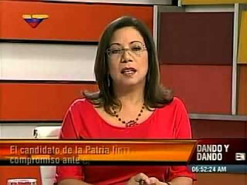 Entrevista a Diosdado Cabello en Dando y Dando (1/2): Capriles desconocerá resultados