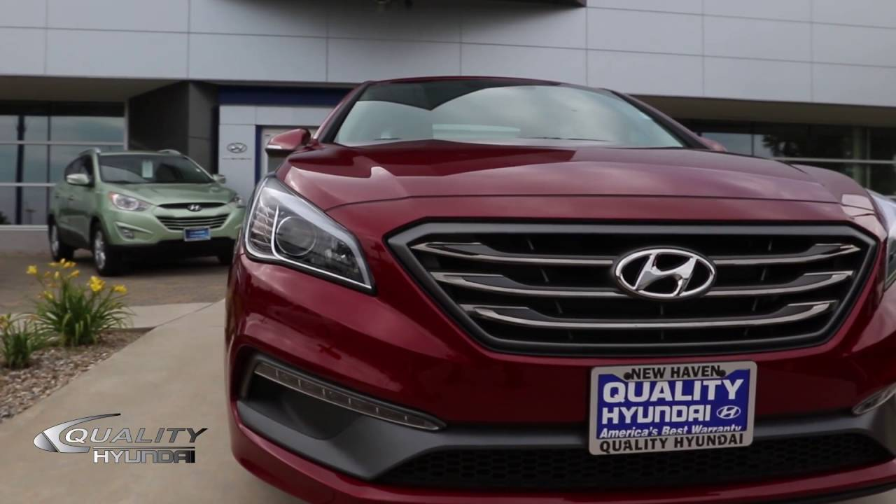 Model Year End Deals at Quality Hyundai in New Haven, CT - YouTube
