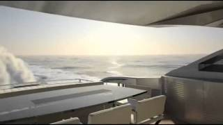 HiSPEED-Pershing 108' Luxury Yacht. 2011