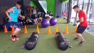 4dpro reaction training/trx training/personal training