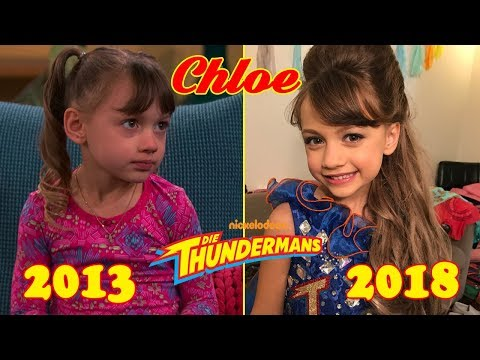 The Thundermans Real Name And Age 2018 - Star New