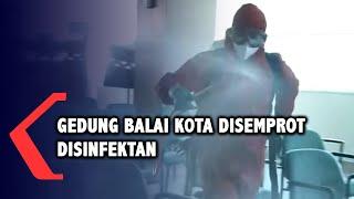 Ada Kasus Covid-19, Gedung Balai Kota Jakarta Ditutup 3 Hari