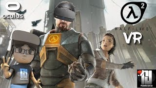 Play HALF LIFE 2 in VR with GARY'S MOD! // Oculus Rift S // GTX 1060 (6GB)