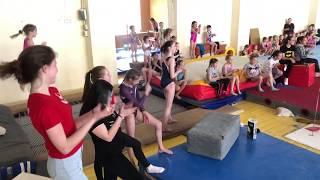 Спортивная гимнастика Чебоксары