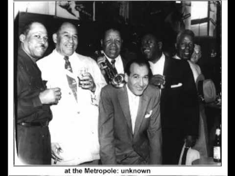Henry Red Allen 1958-1 w. Coleman Hawkins at Metropole - Song Of The Island (audio)