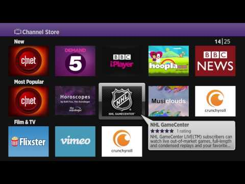 Now TV from SKY User Interface Guide