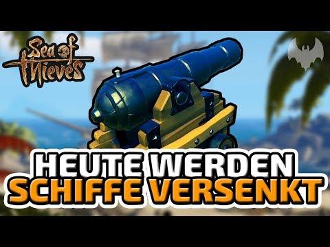Heute werden Schiffe versenkt - ♠ Sea of Thieves Beta ♠ - Deutsch German - Dhalucard
