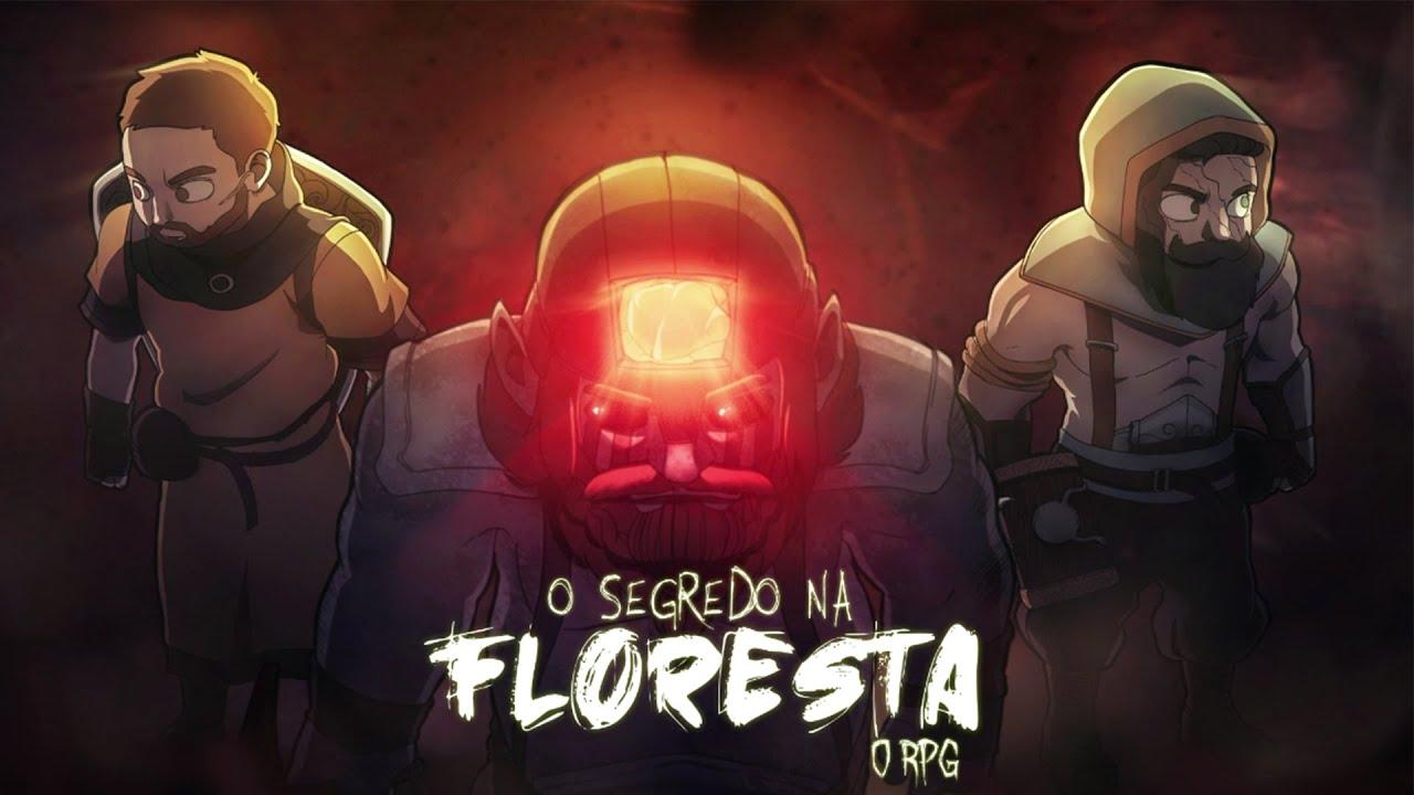 """""""A Caverna"""" - Episódio 13 - O Segredo Na Floresta RPG"""