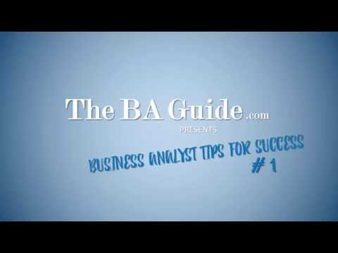 Own Your Conference Call - Business Analyst Tips for Success #1