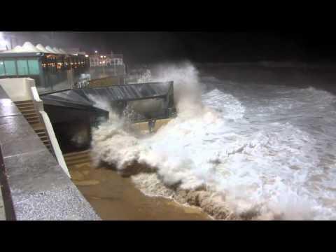 Tempestade Hercules Carcavelos