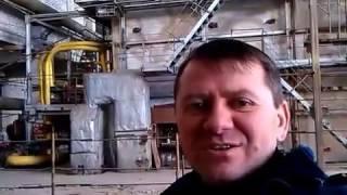 Котел - КВГМ 100 Краткий обзор
