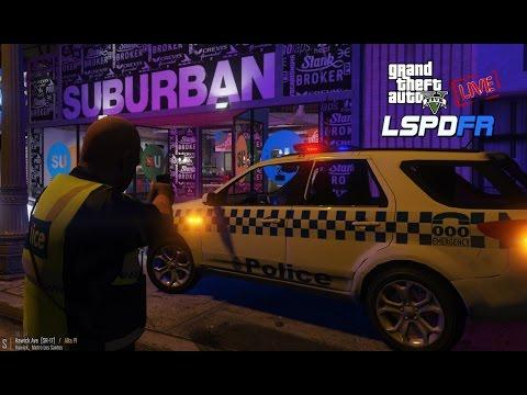 GTAV - LSPDFR AUSTRALIA LIVE! | Police Simulator | VicPol | General Duties Patrol | Ford Territory