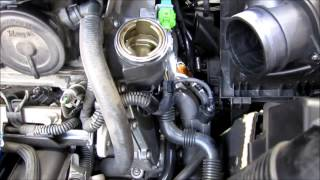 How to Replace Volkswagen Beetle Coolant Temp Sensor P3081