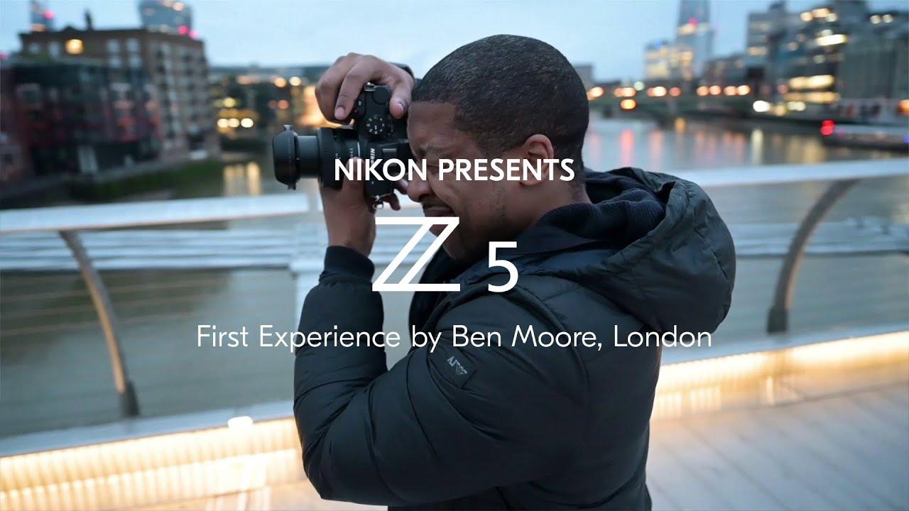 Première expérience avec le Nikon Z 5 - Ben Moore