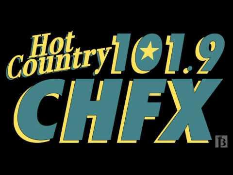 Hot Country 101.9 CHFX Clips - 2001 (Halifax, Nova Scotia)