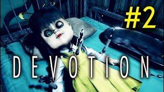 DEVOTION #2: LẦN ĐẦU TÔI RƠI NƯỚC MẮT KHI CHƠI GAME KINH DỊ !!! Thương cô bé quá :((