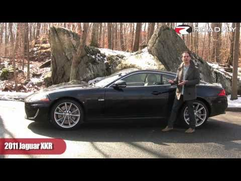 Roadfly.com - 2011 Jaguar XKR Road Test & Review