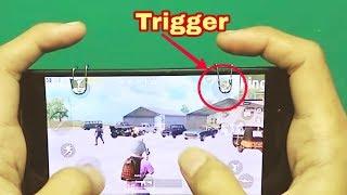 hack PUBG MOBILE GUN Trigger||взломать мобильный пистолет триггер || лучший лайфхак ||