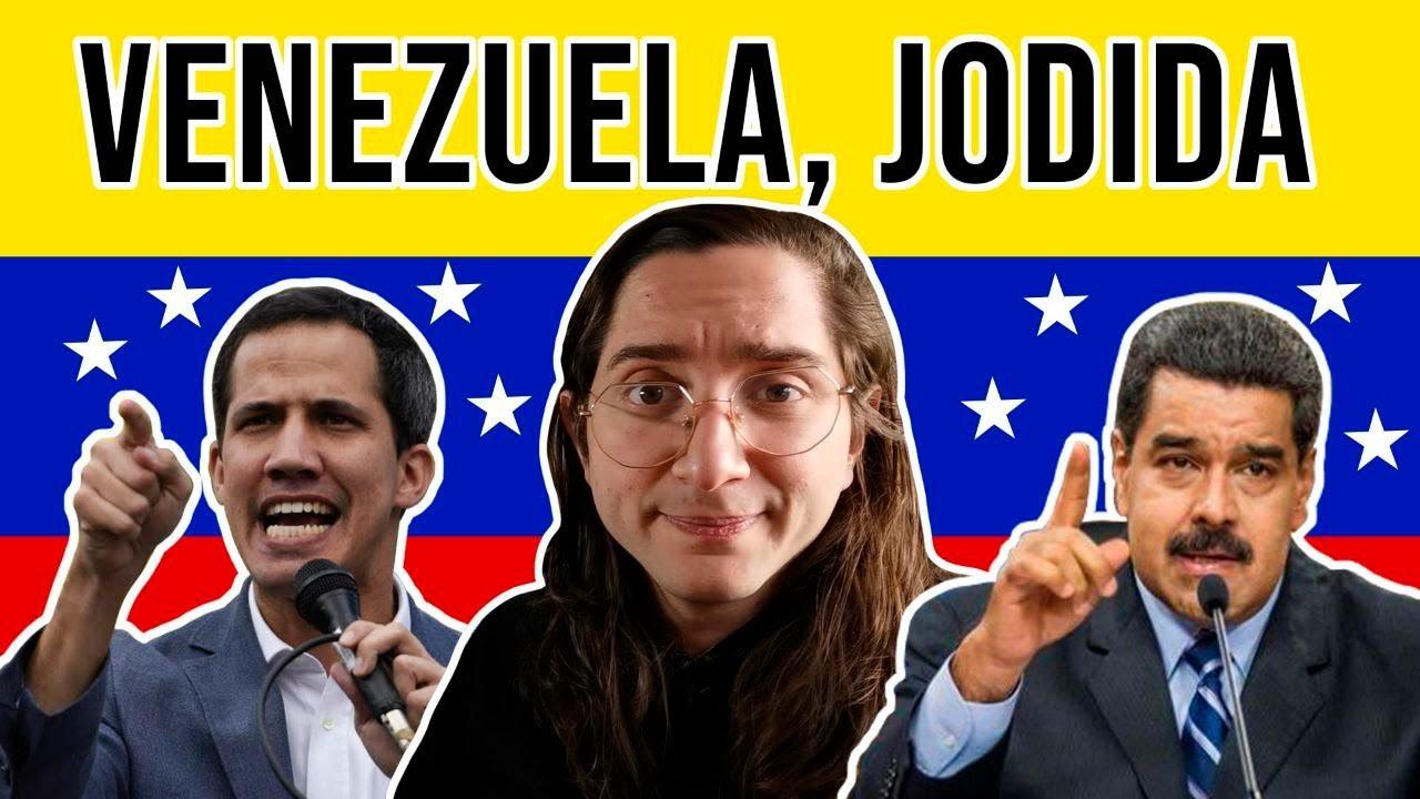 Venezuela no tiene quién la salve | La Pulla |