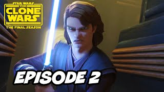 Star Wars The Clone Wars Season 7 Episode 2 - TOP 10 WTF and Star Wars Easter Eggs