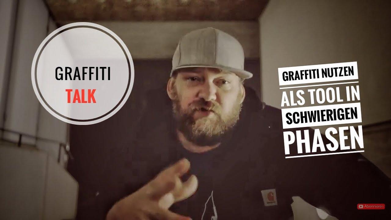 Graffiti Coach - Graffiti Nutzen in schwierigen Situationen im Leben