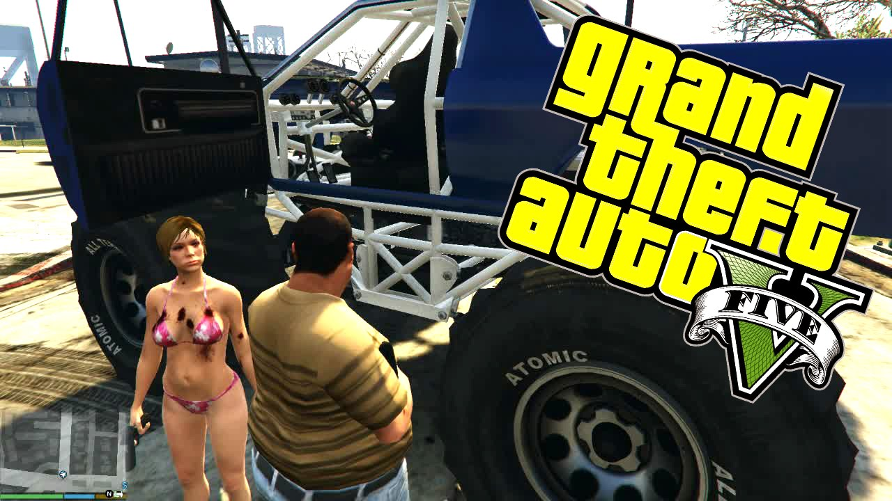 how to change bikini gta 5