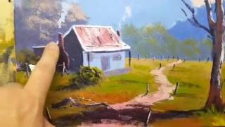 Video Acrylic Painting For Beginners - Learning To Paint Progressively download MP3, 3GP, MP4, WEBM, AVI, FLV Maret 2018
