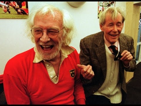 Richard Harris, Peter O'Toole & Munster Rugby