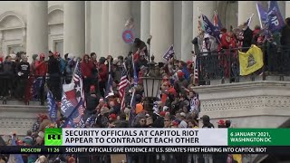 'Lack of coordination' | Security officials blame each other for Capitol Hill 'mistakes'