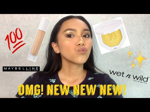 TRYING NEW MAKEUPS philippines