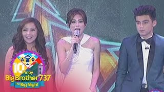 PBB 737: Welcome to the outside world 4th Big Placers Dawn & Bailey