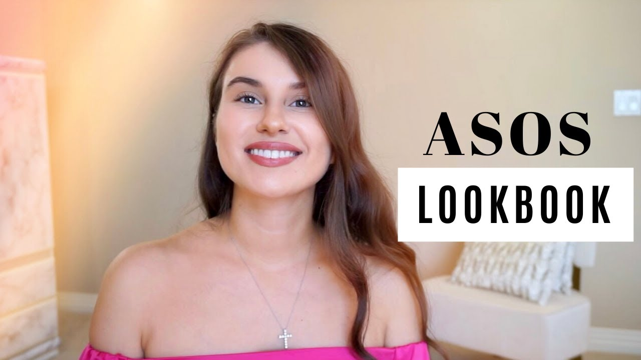 [VIDEO] - ASOS Haul Lookbook | Summer to Autumn Outfits 4