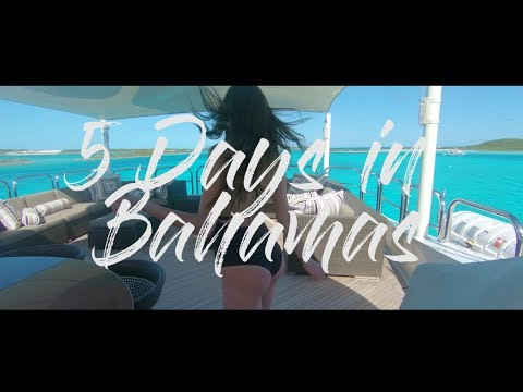 5 DAYS IN BAHAMAS // Cinematic Travel Video