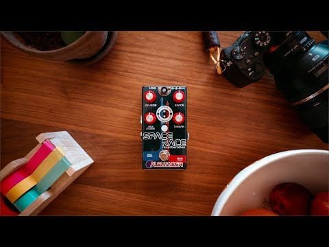 Alexander Pedals Space Race Reverberation (demo)