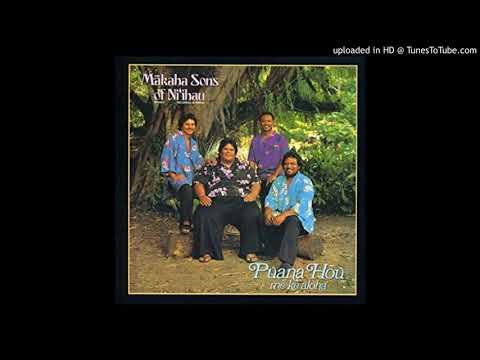 Makaha Sons Of Ni'ihau  - Mo'olele