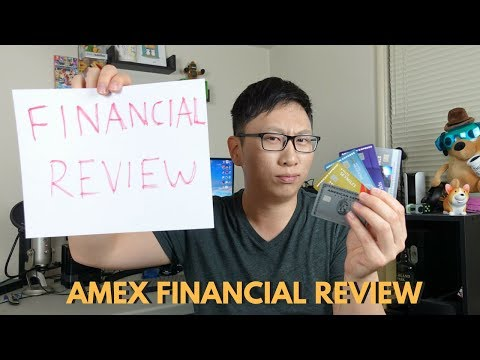 How To Avoid A Financial Review From American Express