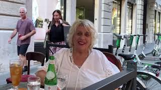Наша приятная гостья - мы в баре Греко Осенние новинки ZARA как одеваются итальянцы осенью