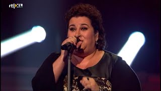 Barbara Straathof - License To Kill | Live Show 5 | The Voice Of Holland 2012
