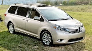 Toyota Sienna 2015 Car Review