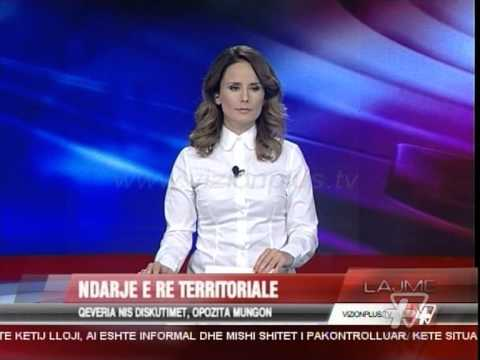 News Edition in Albanian Language - 17 Tetor 2013 - 19.00 - News, Lajme - Vizion Plus