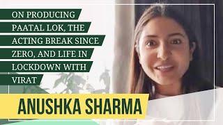 Anushka Sharma interview with Rajeev Masand   Paatal Lok
