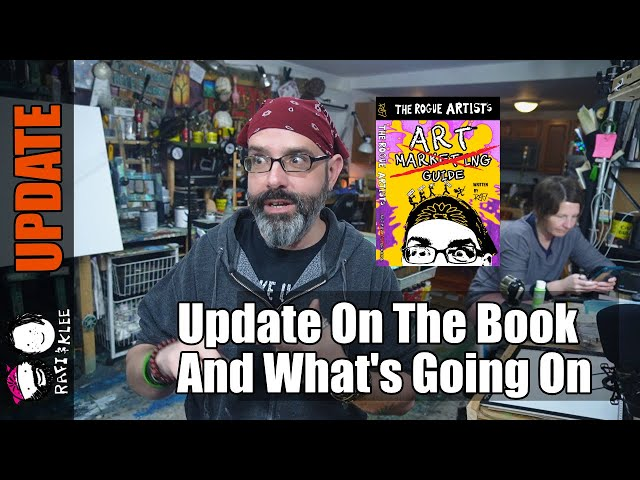 Update On The Book And What's Going On