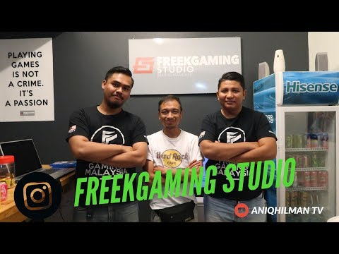 FREEKGAMING STUDIO MALAYSIA ||| Exclusive Interview ||| Gaming Studio