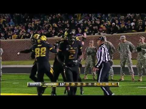 Missouri Season Highlights 2013-2014